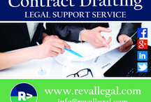 Contract Drafting / Are you struggling to manage legal work of your law firm? ReVal Legal can assist. We provide affordable paralegal services with high accuracy, speed, and guaranteed security. To know more click on www.revallegal.com