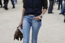 Street style / by Adore Naz