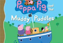 Peppa Pig / Welcome Peppa Pig, the muddy-puddle-jumping sensation! The beloved, award-winning Peppa Pig hops from screen to page in these fun-filled books.