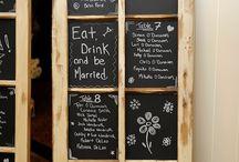 Wedding - Find your seat...