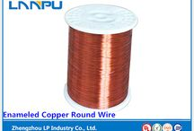 Copper Magnet Wire / Zhengzhou LP Industry Co., Ltd can provide high-quality enameled copper wire with competitive price.