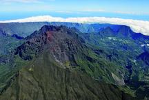 Montagnes de La Réunion