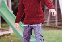 Boys knitting patterns
