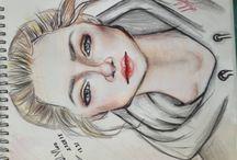 Sketch / 2004'lü birisinin çizimleri