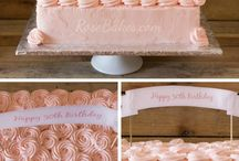 Cake Decorating  - Icing