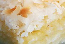 Kitchen: Coconut Sweeties
