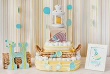 Babies Party Ideas  / by Papeℓ Couture  {Yaʑ