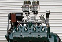 Engine All Type s / by Brian Sebold