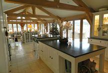 Wooden beam designs