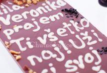 Ovocné čokolády