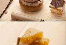 Etiquette on honey