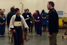 Madame Butterfly in the Making! / The bringing to life of AO's production of Madame Butterfly!