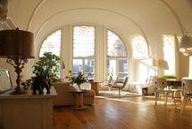 Fantastic spaces