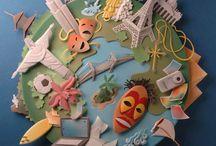 Paper Crafts(ペーパークラフト)