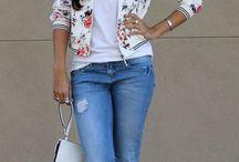 Fashion - Bomber jacket