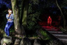 pmportfolio.pl / Light Painting Photography