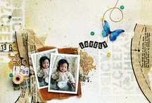 Inspirations pages Scrapbooking