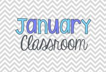 January Classroom / by LaKeta Siler Ille