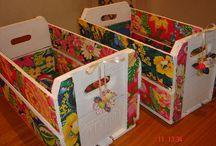 Caixas caixotes