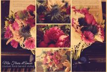 flowers / Livram fericire, in buchete cu poveste.