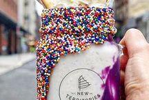 milkshake shop dream