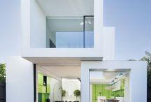Pasión por la Arquitectura / Descubre las formas más adecuadas para el tipo de casa que quieres. Aquí encontrarás las mejores ideas.