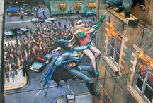 street art/ tatoos
