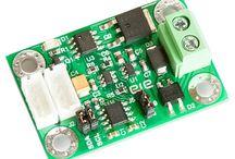I2C Bus Analog Output / Digital to analog boards interfacing over I2C bus. Output is 4-20mA.