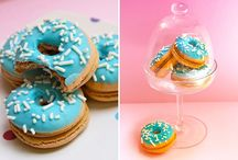 Macarons / Ideas for delicious and beautiful Macarons!