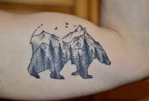 tatuaż męski