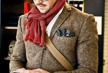 Męska moda inspiracje