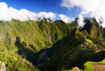 Machu Picchu / SA Luxury Expeditions lives and breaths Machu Picchu. We'll get you there in comfort. http://www.saluxuryexpeditions.com/expeditions/6-day-machu-picchu-tour.php
