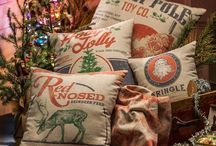 Fresh Farmhouse Christmas / Everything that evokes a farmhouse style Christmas