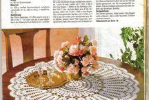 салфетки - журналы