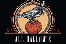 All Hallow's Art Fest 2018 / The Art & Collectibles of our 2018 Patricipating artists. Watch for sneak peeks and artist features here!  Follow All Hallow's Art Fest on Facebook & Instagram!