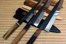 cuchillos de cocina( chef)
