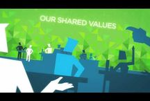 VMware's Shared Values / How we deliver on our vision comes through in our everyday actions. Our people are driven to create amazing innovations in a workplace that encourages and supports growth, learning and collaboration. Our core values guide what we do and how we do it. Take a look at EPIC2 (Execution, Passion, Integrity, Customers, Community) – Our Values. Your Journey.
