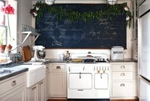 kitchens / by Anisa Darnell