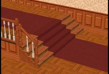 TS2 - Build - Stairs and fences