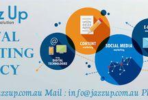 Jazz up Digital Marketing Services