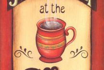COFFEE...more than a pick me up / by Nancy Cambell