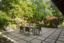 Patio, Water Feature & Garden Design / View photos of a recent project our team completed that transformed this homeowner's backyard space. From custom patio and water feature design to plant selection and plants, this new space has it all!