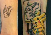 S+E tattoos