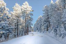 Winter , my fave season