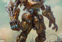 Robot cc