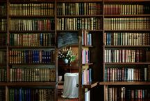 Bookcases and Stairways / by Josie Thames