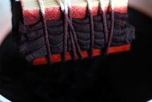farbowanie tkanin, shibori