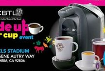 Coffee Bean and Tea Leaf Coffee Maker Trade In Event