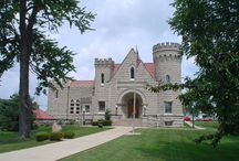 Ohio Libraries / Images of beautiful historic libraries located in Ohio communities.