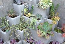 LANDSCAPING- CLEVER IDEAS / DIY
